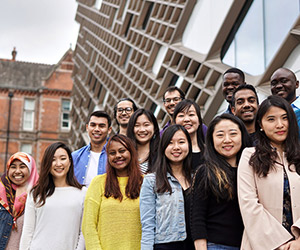 University of Sheffield recognised for diversity of staff and students