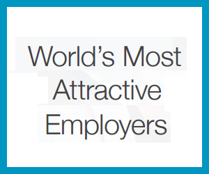EY Universum top employer