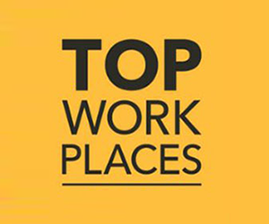 Eaton is named a Top Workplace for Northeast Ohio