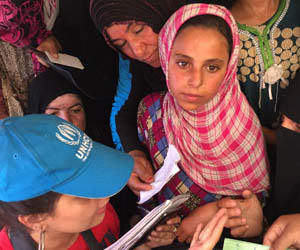 Women at UNHCR thrive on challenges