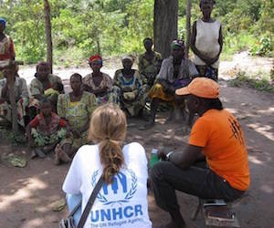 UNHCR women recruitment careers and jobs