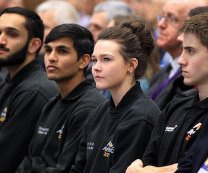 University of Sheffield AMRC Apprentices