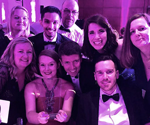 Vodafone takes home trophy at prestigious Cyber Security Awards