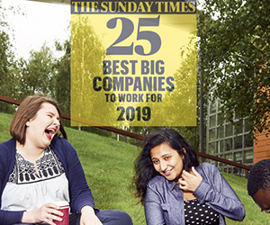 Vodafone named as one of the best companies to work for