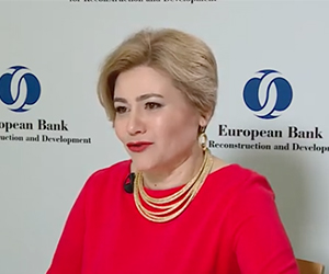 EBRD Head of Belarus Marina Petrov on Covid-19 impact