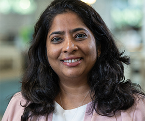 GSK Director Ambily Bannerjee inspires about career pathways