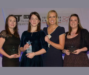 Recognising outstanding female engineers is vital