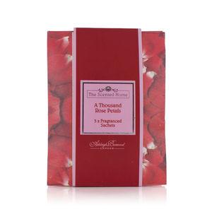 1000 Rose Petals Scented Sachet 3Pk - Tshss11