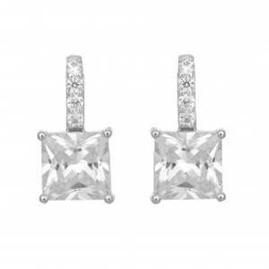 Princess Cz Earrings 1838