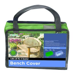 6 Bench Cover Polly 4 Seat     Ref 34340