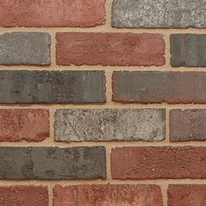 73mm Furness Weathered Red Brick