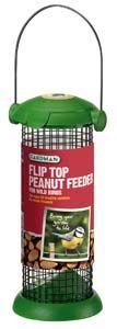 Gardman Flip Top Peanut Feeder - 01231