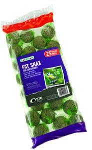 Gardman Fat Snax 25 Bag - 04074-04223