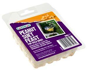 Gardman Peanut Suet Feast - 04084