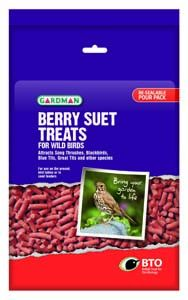 Gardman Berry Suet Treats - 04113