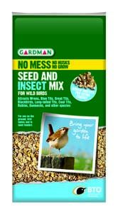 Gardman No Grow Mix 2Kg - 05590-06565