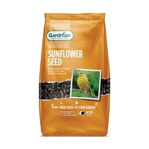 Gardman Sunflower Seed 2-8Kg - 06410