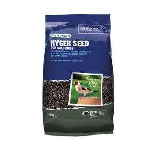 Gardman Nyger Seed 0-9Kg - 06440