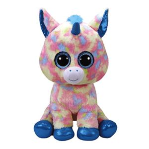 Blitz Blue Unicorn - Beanie Boos Ref: 36877