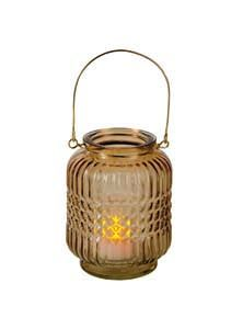 Premier Gold Candle Holder CH182009G