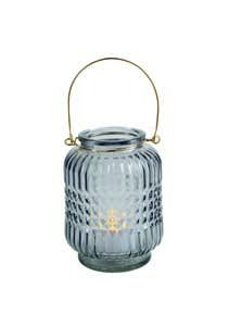 Premier Grey Candle Holder CH182009GY