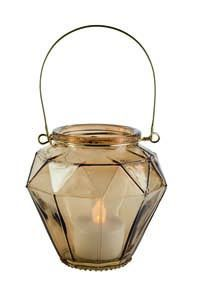 Premier Gold Candle Holder CH182072G