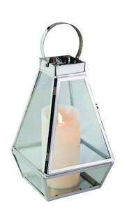 Premier Stainless Steel Lantern CH183013