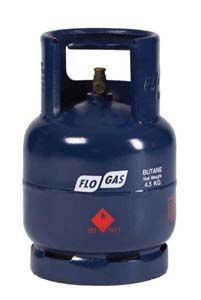 Flogas Butane 4-5Kg 20Mm Fitting