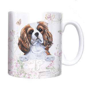 Otter House Ltd Chunky Mug - Cavalier King Charles Ref: 73932