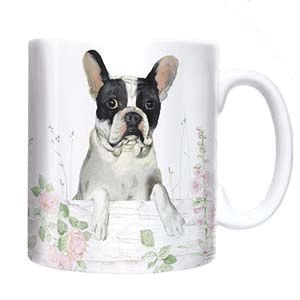 Otter House Ltd Chunky Mug - French Bulldog Ref: 73937