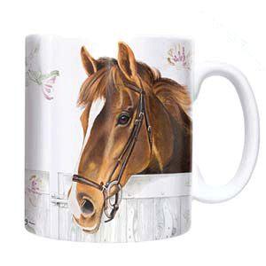 Otter House Ltd Chunky Mug - Horse Ref: 73934