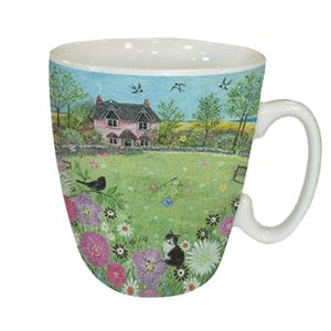 Otter House Ltd Standard Mug - Country Lanes - Country Cottage Ref: 72662