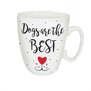 Otter House Ltd Standard Mug - Dogs Are The Best Ref: 73942