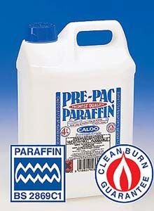 Pre-Packed Paraffin 4Ltr 395499