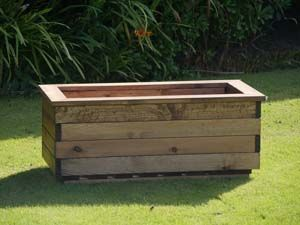 Riverco Rectangular Planter Ref: PL04