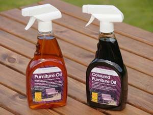 Riverco Riverco Furniture Oil Ref: TT01