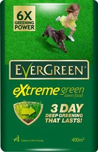 SCOTTS Evergreen Extreme Green Bag 200m2