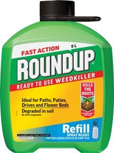 SCOTTS Roundup Pump N Go Refill 5L 360290