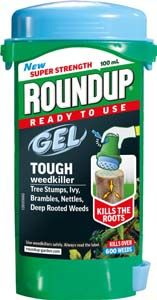 SCOTTS Roundup Tough Weed Gel 100ml