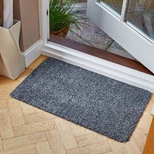Smart Garden Anthracite 75x45cm door mat - 5515010
