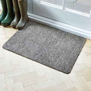 Smart Garden Anthracite 80x60cm door mat - 5515011