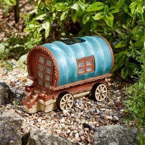 Smart Garden Elvedon Collection Gypsy Rose Caravan  1020983