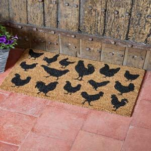 Smart Garden Hen Party Decoir Mat 75x45cm 5511005
