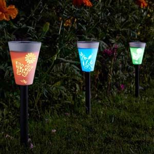 Smart Garden Silhouette Stake Light, Carry Pack 6pcs - 1001060