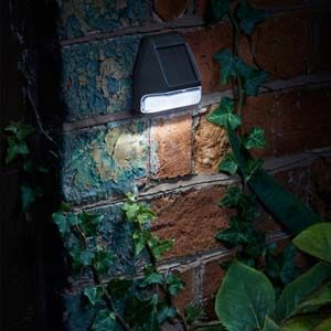 Smart Garden Wall, Fence & Post Light, 3L - 1007002