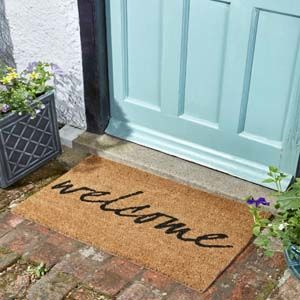 Smart Garden Welcome Decoir Mat 75x45cm 5511008