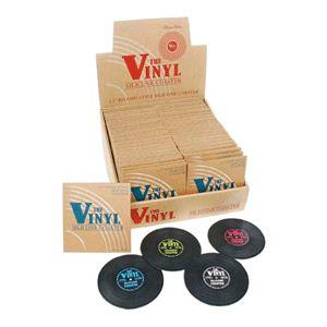 Vinyl Silicone Coasters 4Pk - 47390