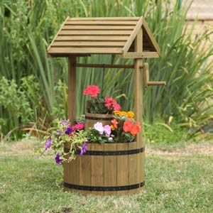 Woodland Wishing Well 5020010