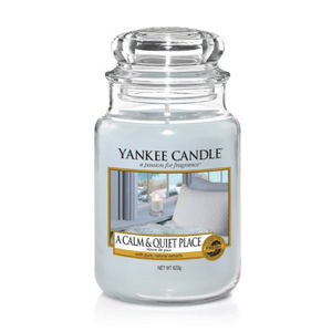 Yankee Candle Classic Large Jar A Calm And Quiet Place Ref: 1577119E