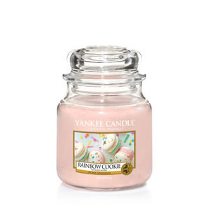 Yankee Candle Classic Medium Jar Rainbow Cookie Ref: 1577131E